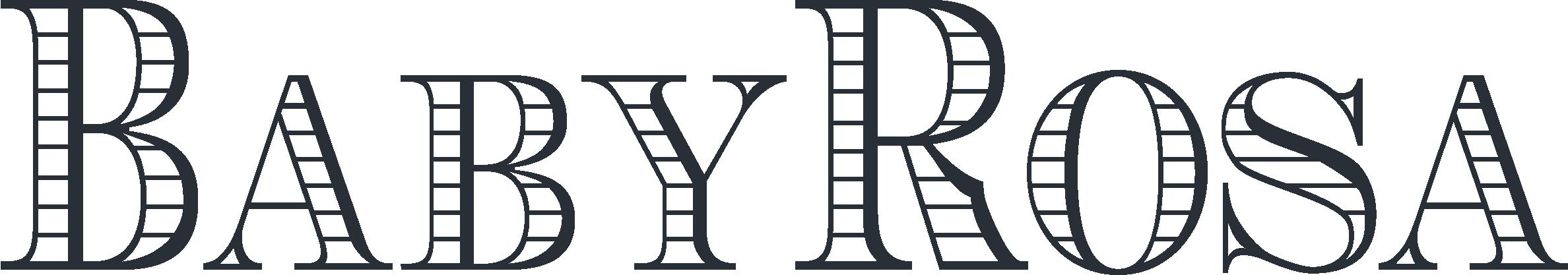 BabyRosa Abbigliamento Logo