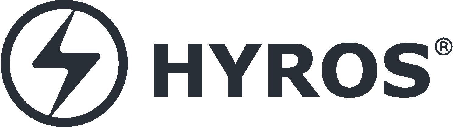 Hyros Abbigliamento Logo