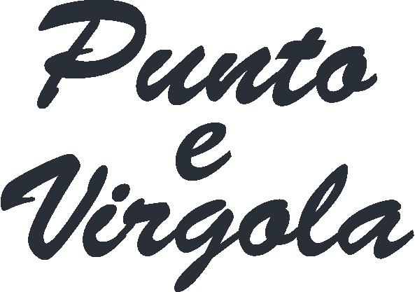 Punto E Virgola Abbigliamento Logo
