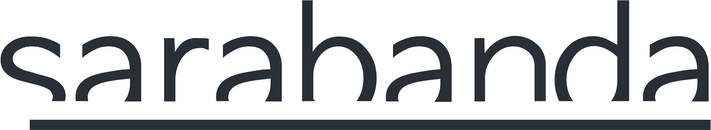 Sarabanda Abbigliamento Logo